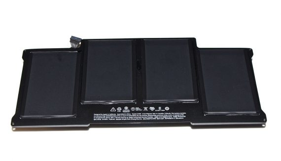 "Original Apple Akku / Batterie Model A1496 284 Ladezyklen 020-8143-A MacBook Air 13"" Model A1466 Mid 2013-0"