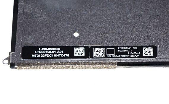 """9,7"""" Multi-Touch Hochglanz LCD Display für iPad 3 4G Model A1430 LJ96-05803A-4645"""
