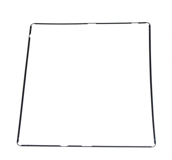 LCD Frame Bezel Black / Dichtung Schwarz für iPad 3 Model A1430-0