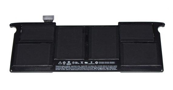 "Original Apple Akku / Batterie Model A1495 020-8084-A 114 Ladezyklen MacBook Air 11"" Model A1465 Mid 2013 661-7467-0"