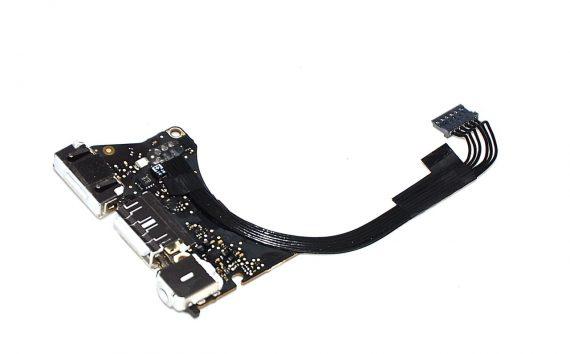 "Original Apple DC-IN MagSafe I/O Audio Board 820-3453-A MacBook Air 11"" Model A1465 Mid 2013 923-0430-0"