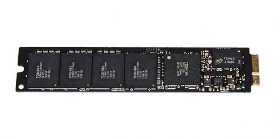 "Original Apple Festplatte Toshiba 64GB THNSNCO64GMDJ MacBook Air 11"" 13"" A1369 A1370 661-5682-4737"