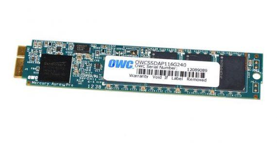 "Original Festplatte SSD OWC 240GB OWCSSDAP116G240 MacBook Air 11"" 13"" A1369 A1370 661-5684, 661-6052-0"