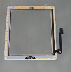 Front Panel / Glas Front Panel für iPad 3 Model A1430-4757