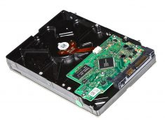 "Festplatte 3,5"" Hitachi 320GB HDP725032GLA380 655-1438A iMac 24"" A1225 Mid 2008-4797"