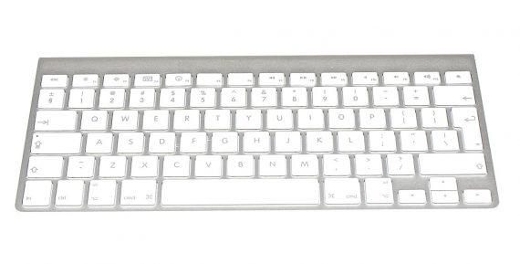 "Tastatur Keyboard Englisch iMac 27"" A1312 Mid 2011 -0"