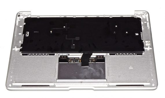 "Original Apple Topcase Tastatur Deutsch Trackpad MacBook Air 13"" Mid 2013 A1466 -5155"