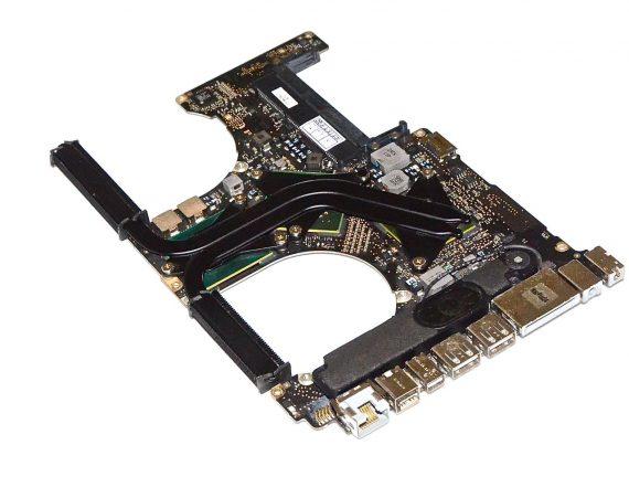 "Original Apple Logicboard Mainboard 820-2523-B 2,8GHz MacBook Pro 15"" A1286 Mid 2009 -7588"