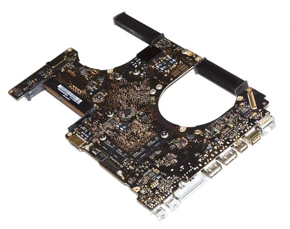 "Original Apple Logicboard Mainboard 820-2523-B 2,8GHz MacBook Pro 15"" A1286 Mid 2009 -0"