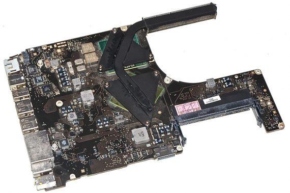 "Original Apple Logicboard Mainboard 820-2533-B 2,66GHz MacBook Pro 15"" A1286 Mid 2009-0"