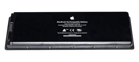 """Akku / Batterie A1185 225 Ladezyklen 020-5071-B MacBook 13"""" A1181 Core 2 Duo Late 2006 -0"""