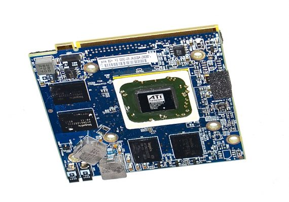 "Grafikkarte Video Karte ATI Radeon HD 2600 Pro 109-B22553-11 iMac 24"" Mid 2008 Model A1225-0"