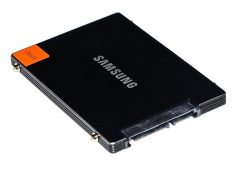 "Original Apple Samsung Festplatte 2,5"" SATA SSD 256GB MZ-7PC256 MacBook Pro 13"" Early 2011 / Late 2011 A1278-0"