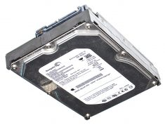 "Festplatte Seagate 320GB ST3320820AS iMac 24"" Mid 2008 Model A1225-0"