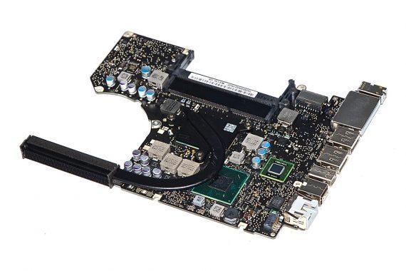 "Original Apple Logicboard MainBoard 2,5GHz Intel Core i5 820-3115-B MacBook Pro 13"" Mid 2012 Model A1278 661-6588-0"