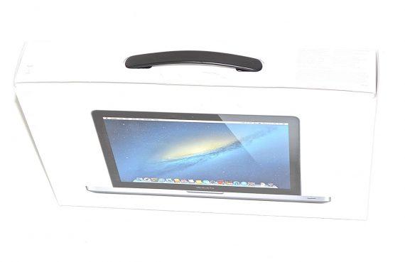 "Original Apple Verpackung OVP Karton MacBook Pro 13"" Mid 2012 Model A1278-0"
