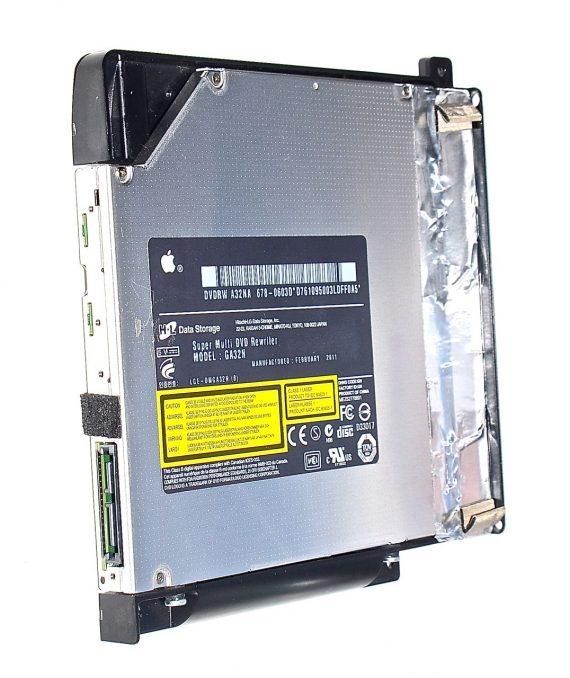 "SuperDrive / Laufwerk GA32N 678-0603D iMac 27"" A1312 Mid 2011-0"