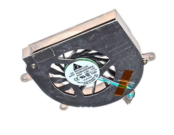 "Fan / Lüfter links KDB04505HA MacBook Pro 17"" Model A1229-0"