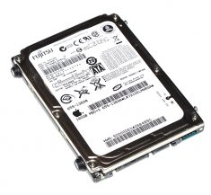 "Festplatte 2,5"" SATA Fujitsu 160GB MHW2160BH 655-1369A MacBook Pro 17"" Model A1229-0"