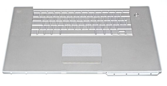 "Topcase & Tastatur & Trackpad MacBook Pro 17"" Model A1229-0"