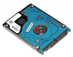 "Hard Drive Festplatte 2,5"" SATA Seagate 500GB MacBook Pro 17"" Model A1212-5222"