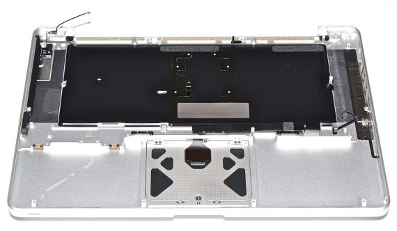 "Original Apple Topcase & Tastatur & Trackpad MacBook Pro Unibody 15"" Early 2011 / Late 2011 A1286 -5252"