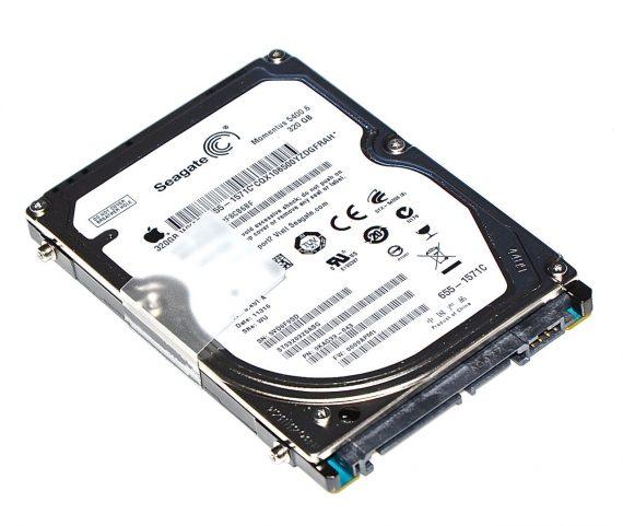 "Original Apple Festplatte 2,5"" SATA Seagate 320GB ST9320325ASG MacBook Pro 13"" ( Early 2011 / Late 2011) A1278-0"
