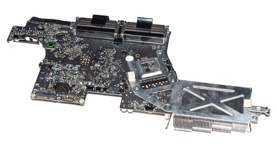 "Original Apple Logicboard MainBoard 2,7GHz Quad - Core i5 639-2348 iMac 21.5"" A1311 Mid 2011 -5309"