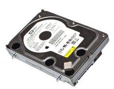 """Festplatte 3,5"""" Western Digital 320GB WD3200AAJS 655-1380A iMac 24"""" A1225 Mid 2007-0"""