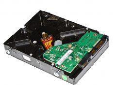 """Festplatte 3,5"""" Western Digital 320GB WD3200AAJS 655-1380A iMac 24"""" A1225 Mid 2007-5411"""
