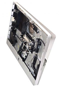"Original Apple Gehäuse / Back Cover 604-1703 iMac 27"" A1312 Mid 2011 -5439"