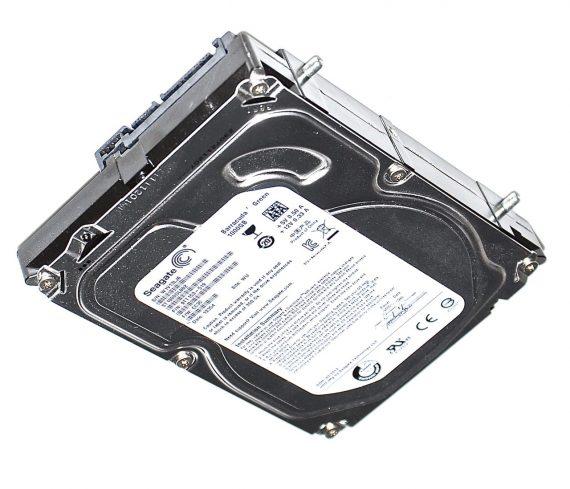 "Festplatte Seagate 1TB ST1000DL002 für iMac 20"" A1224 Mid 2007-0"