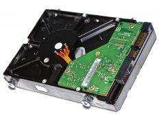 """Apple Festplatte Western Digital 1TB WD1001FALS 655-1475D iMac 24"""" A1225 Early 2009-5459"""