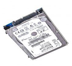 Hard Drive / Festplatte HITACHI 500GB HTS545050A7E362 Mac Mini Unibody A1347 -0