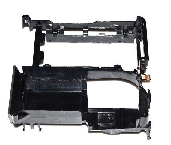 Internal Plastic Frame 818-0093REV-B Mac Mini A1283 Late 2009-0