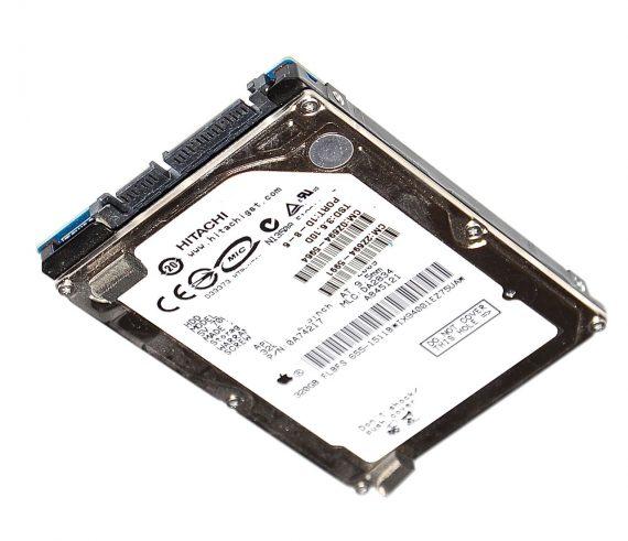 """Festplatte 2,5"""" SATA Hitachi 320GB HTS543232L9SA02 Mac Mini A1283 Late 2009-0"""