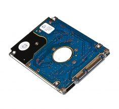 "Festplatte 2,5"" SATA Hitachi 500GB HTS545050B9SA02 655-1504A Mac Mini A1283 Late 2009-5571"