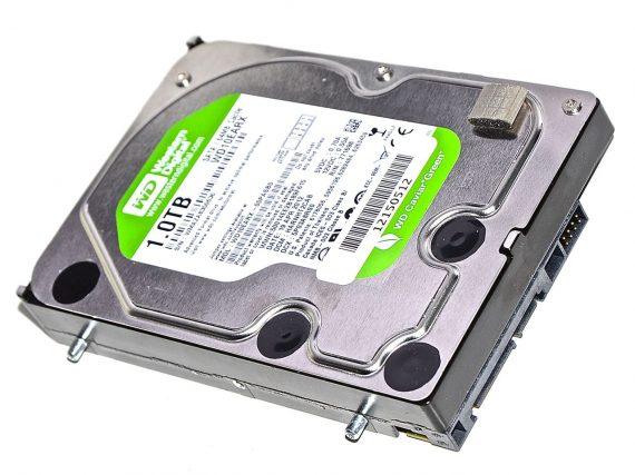 """Western Digital Festplatte 1TB WD10EARX für iMac 24"""" Mid 2008 Model A1225-0"""