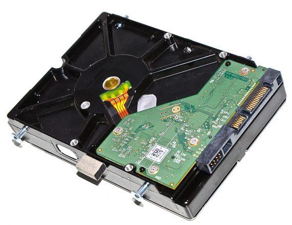 """Western Digital Festplatte 1TB WD10EARX für iMac 24"""" Mid 2008 Model A1225-5586"""