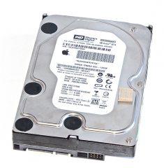 "Festplatte 3,5"" Western Digital 500GB WD500AAKS 655-1360F iMac 24"" A1225 Mid 2008-0"