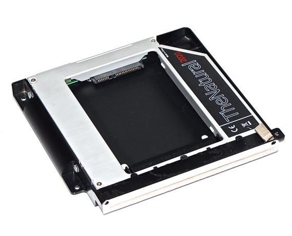 "Festplatte SSD Adapter Caddy / Einbaurahmen iMac 27"" Mid 2010 A1312-0"