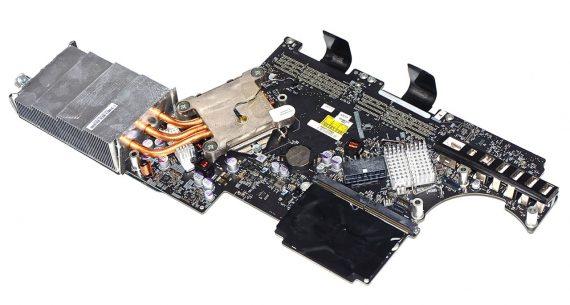"Logicboard 3,2 GHz Core i3 820-2784-A für iMac 21.5"" A1311 Mid 2010-0"