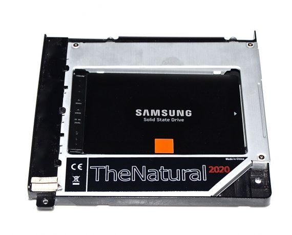 "Festplatte 2,5"" Samsung SSD 256GB iMac 27"" Mid 2010 A1312-0"
