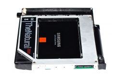 "Festplatte 2,5"" Samsung SSD 256GB iMac 27"" Mid 2010 A1312-5661"