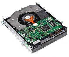 "Festplatte 3,5"" Hitachi 1TB HDS721010KLA330 iMac 24"" A1225 Mid 2008-5677"