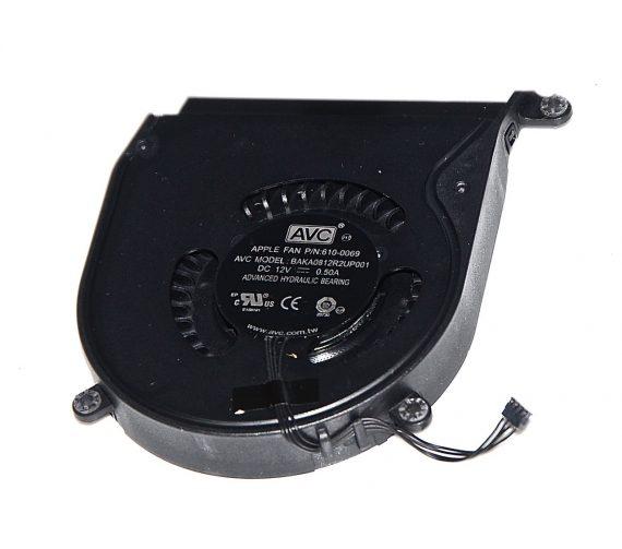 Fan / Lüfter AVC BAKA0812R2UP001 610-0069 Mac Mini Unibody A1347 Late 2012 -0