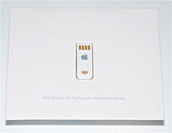 """Original Apple Air Software OS X 10.6. 2Z691-6538-A A1384 MacBook Air 13"""" A1369 Late 2010-0"""