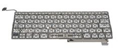 "Original Apple Tastatur Deutsch MacBook Pro 15"" Model A1286 Mid 2009-5827"