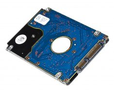 "Original Apple Festplatte 2,5"" SATA Hitachi 500GB HTS545050B9SA02 MacBook Pro 15"" A1286 Late 2008 / Early 2009-5807"
