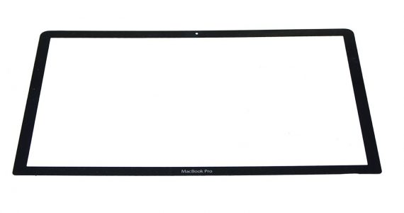 "Original Apple Screen Glass Panel Glasscheibe MacBook Pro 15"" Model A1286 Mid 2009-0"